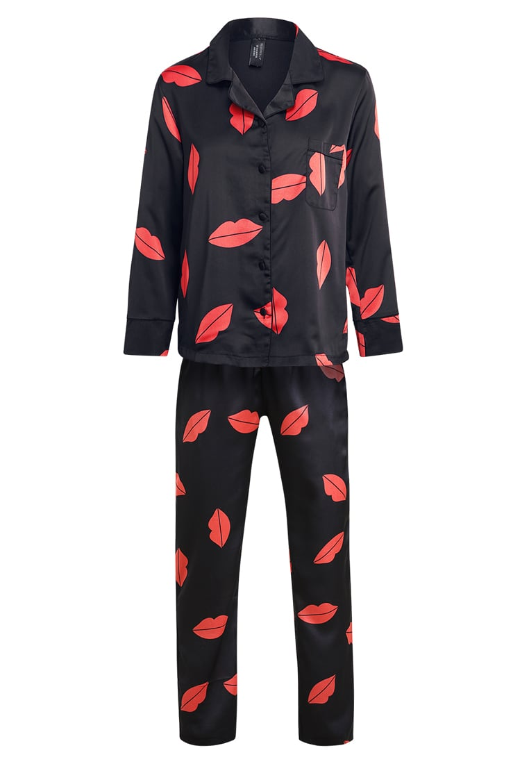 4899ede84e3f2 Ensemble chemise et pantalon de pyjama imprimés BlueBella, chez Zalando, 44  fr.