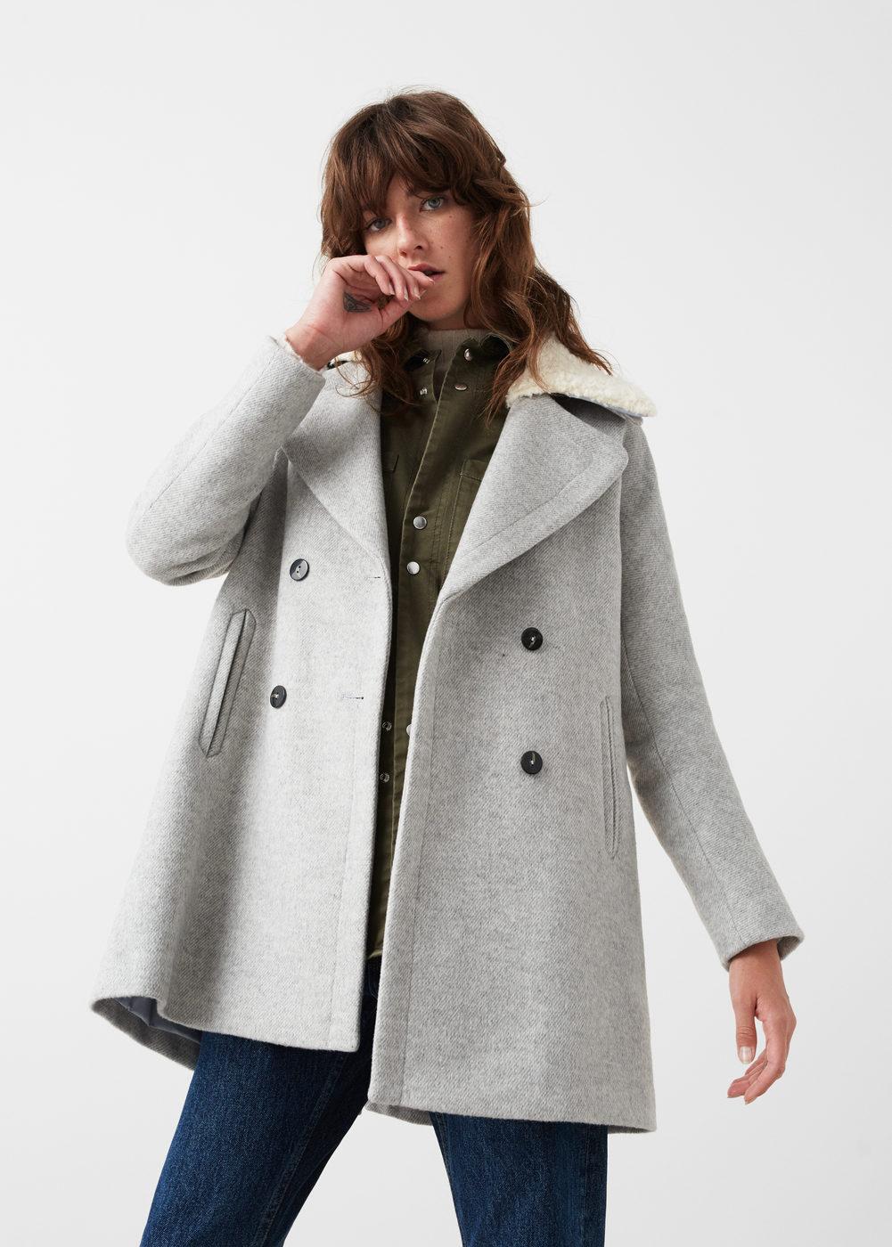 Femina Shopping 25 Manteaux Pour Cet Hiver