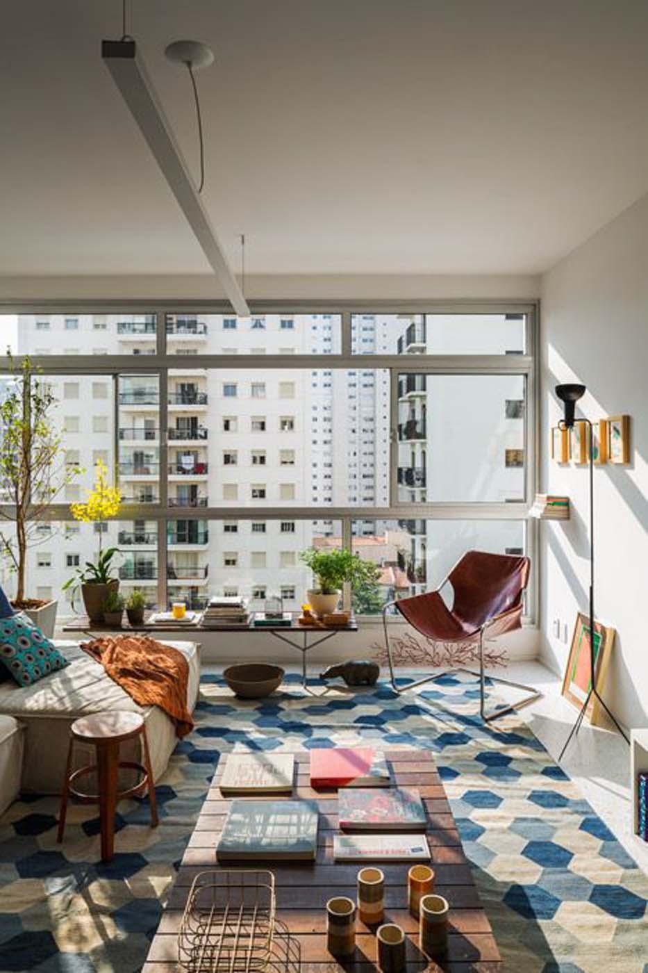 Decoration Interieur Appartement Vintage femina | idées déco: on s'inspire du brésil