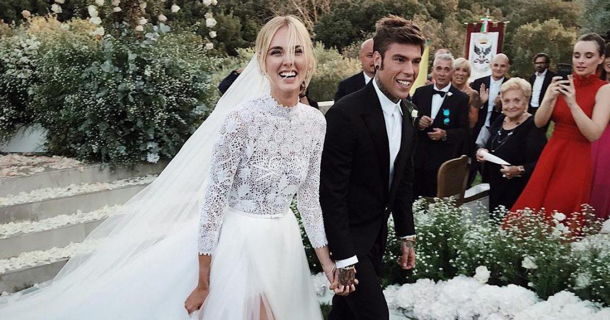 Femina En Images Chiara Ferragni S Est Offert Le Mariage