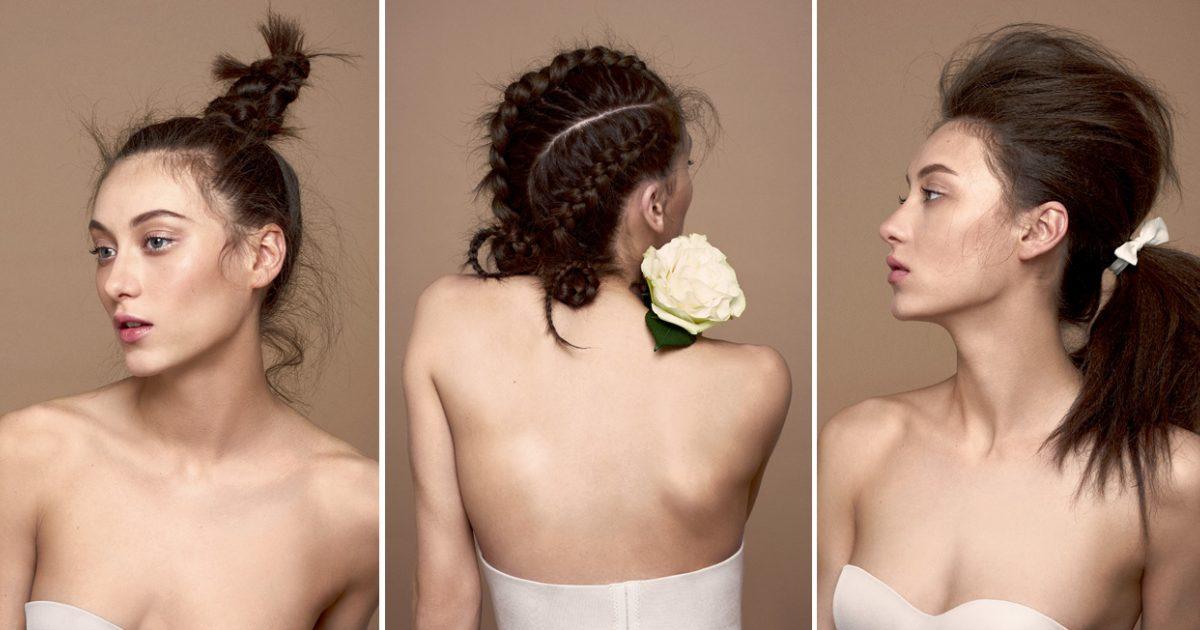 Des modГЁles pour les coiffures de mariage sont nГ©cessaires