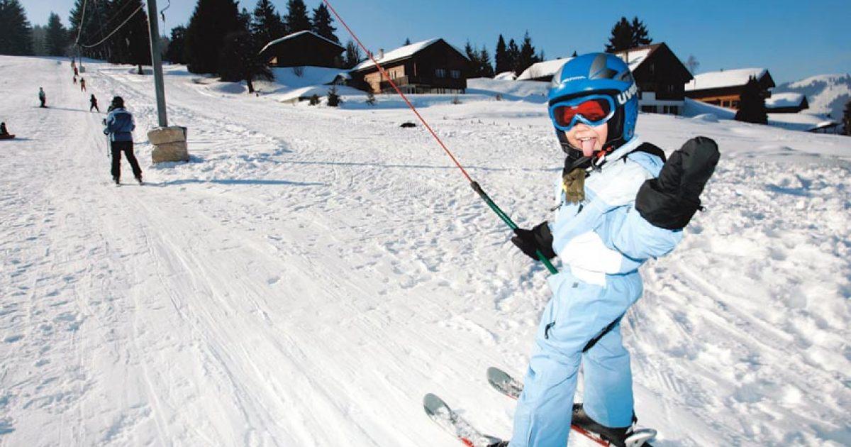easy-turn Harnais de Ski pour Enfants