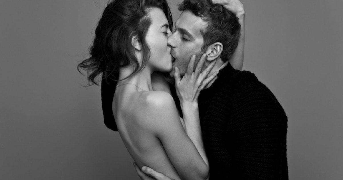 Femina Photos La Beauté De Couples Qui S Embrassent