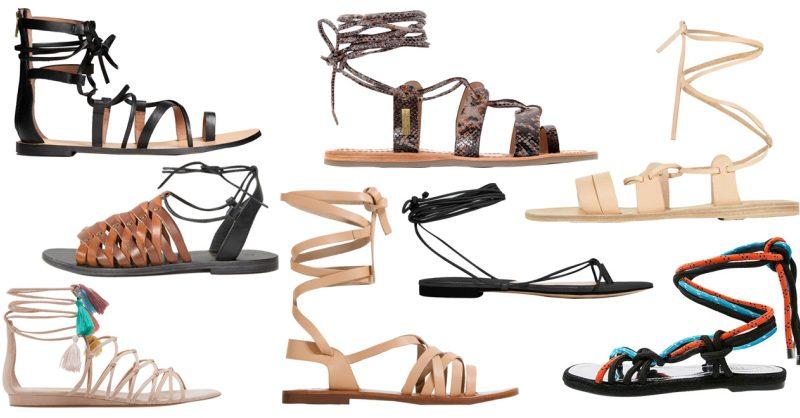 L'été Femina15 Femina15 Pour Sandales Sandales Lacées 6yIf7gYbv