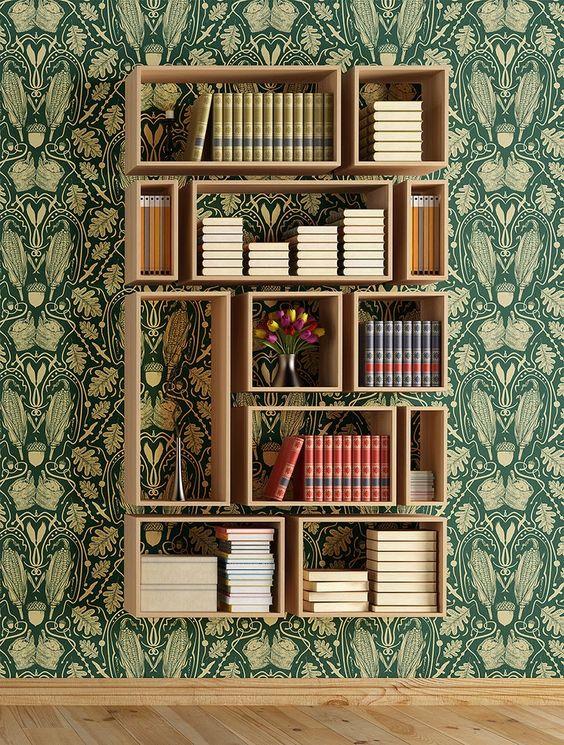 Femina 30 Idées Déco Pour Aménager Sa Bibliothèque