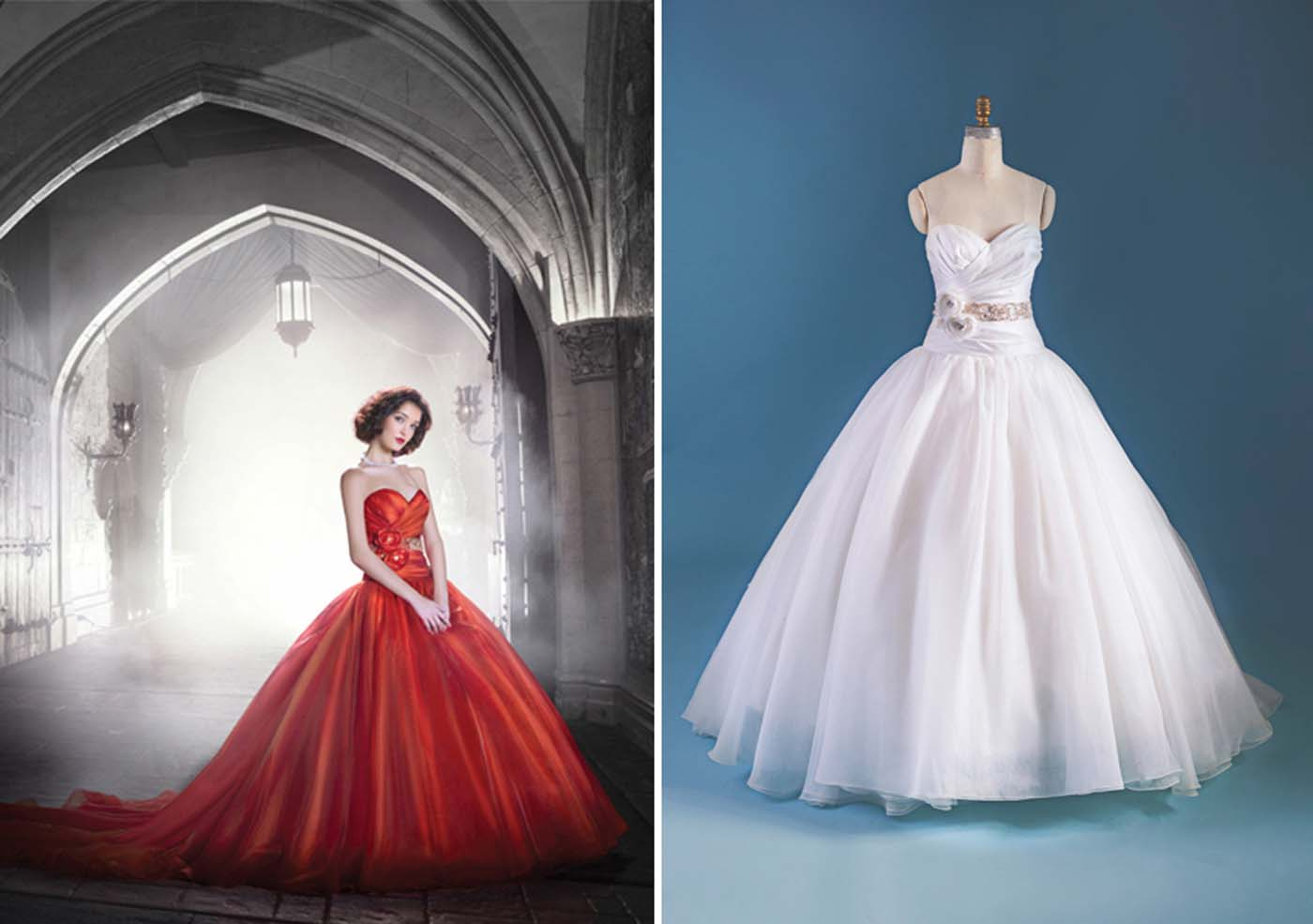 Femina | Des mariées aux airs de princesses