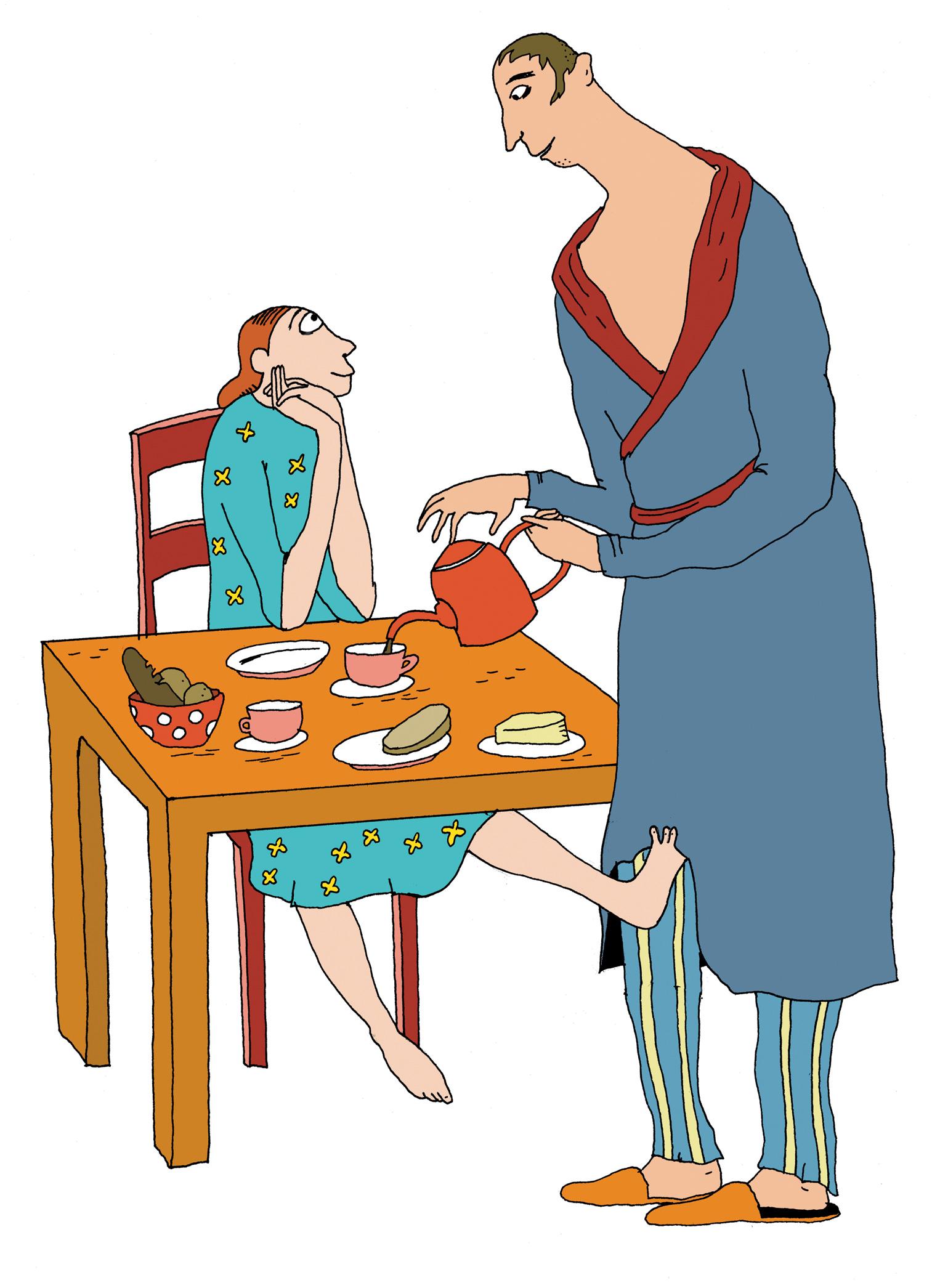 Femina Prendre son pied sans se prendre la tête