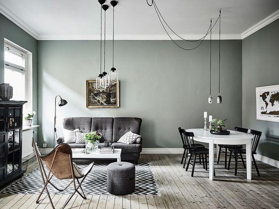 Femina | Vert de gris, la couleur tendre qui adoucit nos ...